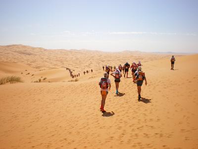 rémi guichard marathon désert